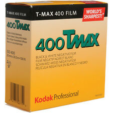 Kodak TMAX 400 Pro Black & White Negative Film 35mm Roll (100ft.) 08/2016