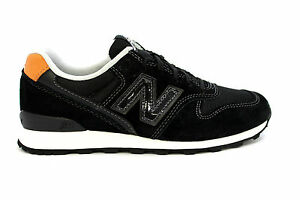 NEW BALANCE WR996GD WOMAN NERO SCARPA DONNA SNEAKERS WOMAN ORIGINAL