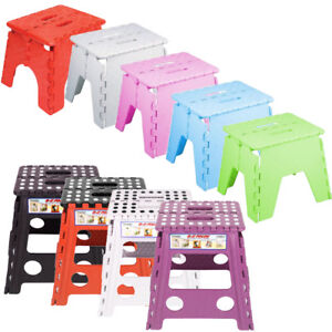 Awesome Details About Folding Step Stool Plastic Kid Sink Bathroom Children Boy Girl Collapse Kitchen Creativecarmelina Interior Chair Design Creativecarmelinacom