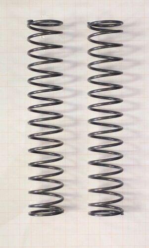 2 x Druckfeder DrahtØ 2,5mm Außen Ø31mm 296 Länge 163mm