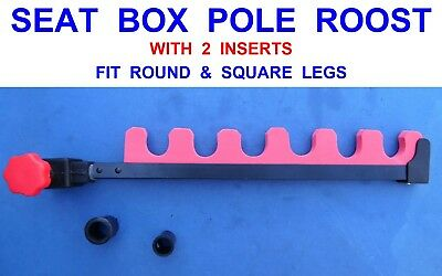 MAP POLE TUPLIP  AND ECO CROSS ARM SEATBOX FITTING