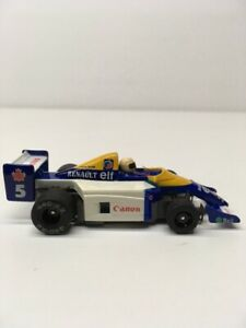 TYCO-Magnum-440-X2-F1-5-034-Canon-034-Williams-Renault-Indy-Car-slot-car-9036T