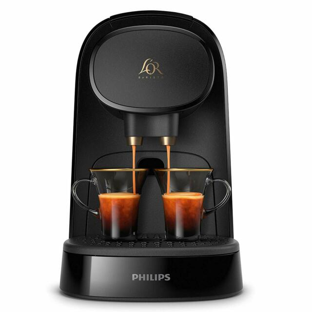 Philips L'OR Barista LM8012 / 60 Single and double capsule coffee machine 19 Bar