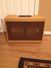 Fender Blues Junior 2x12 cabinet