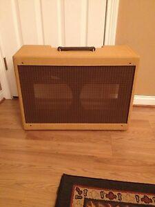 Fender Blues Junior 2x12 Cabinet 717669052621 Ebay