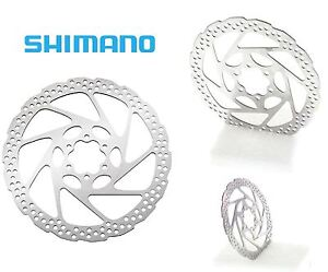 Shimano-ROTOR-DE-DISCO-sm-rt56m-180mm-6-hole-Bicicleta-Bici-FRENO