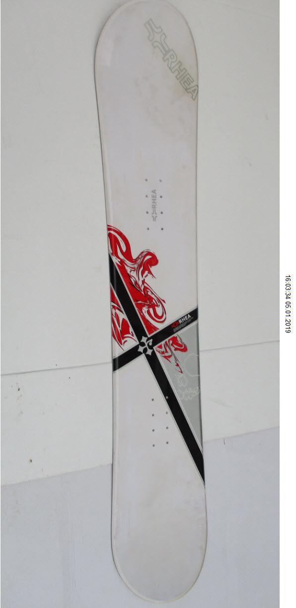 Snowboard AVALANCHE USA 152 cm Markenboard      Bindung dazu   Neu 284a36