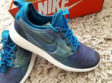 32d0746cd85c57 NIKE ROSHE TWO PRINT WOMENS GIRLS TRAINERS RUNNING SHOES SIZE UK 4  LIGHTWEIGHT