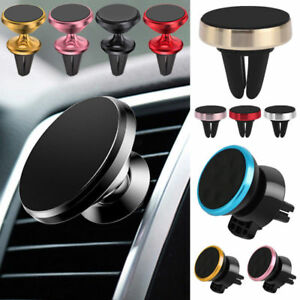Car-Magnet-Magnetic-Air-Vent-Stand-Mount-Holder-Universal-For-Mobile-Cell-Phone