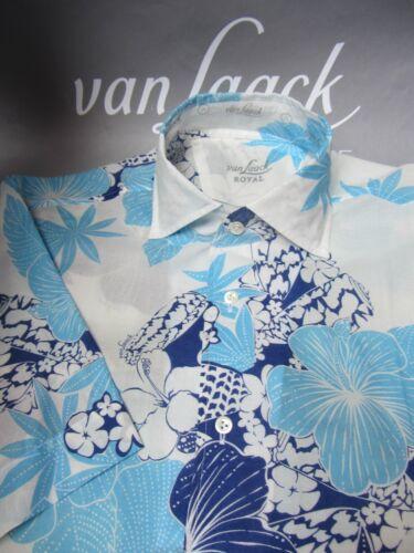 """5 inch CROCIERA/"""" 159 € 8940 Van Laack Royal 45-46 xxl18 festa Riberi /""""vacanza"""
