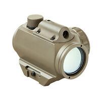 Vism Tan Color Micro Green Dot Sight + Laser Fits Bt Tm15 Elite Spyder Rap4