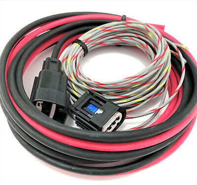 volvo/ford electric power steering (eps) pump universal wire harness - type  1 | ebay  ebay