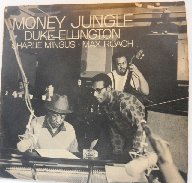 LP, Duke Ellington/Charlie Mingus og Max Roach, Money…