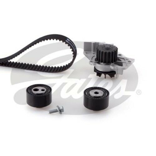 Gates OE Quality Engine Cam Camshaft Timing Belt /& Water Pump Kit