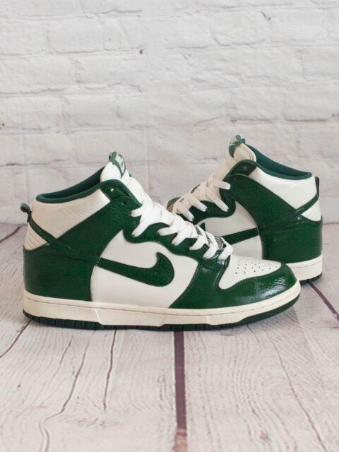 Size 9 - Nike Dunk High Gorge Green