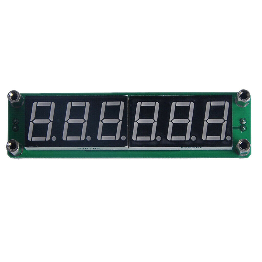 0.1MHz ~ 1000MHz 1GHz Frequenz Digital 8LED Frequenzzähler Tester 3 Farbe