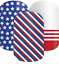 jamberry-half-sheets-july-fourth-fireworks-buy-3-amp-1-FREE-NEW-STOCK-11-15 thumbnail 49