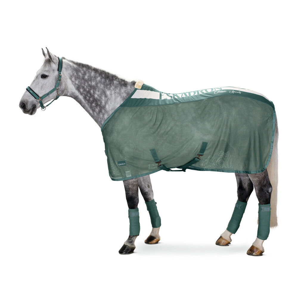 Eskadron Classic Sports (FS 2019) Fly Rug Pro Cover - seapine green