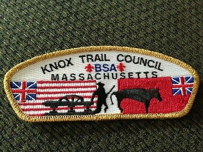 MINT CSP Mohegan Council T-1 Massachusetts
