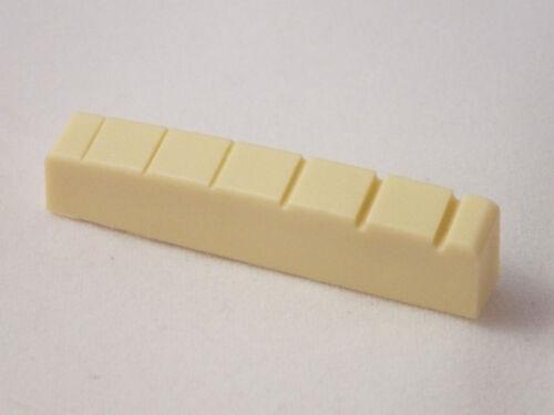 Creme 42mm Graphit Mutter für Gibson oder Epiphone-Stil Gitarren in Weiß