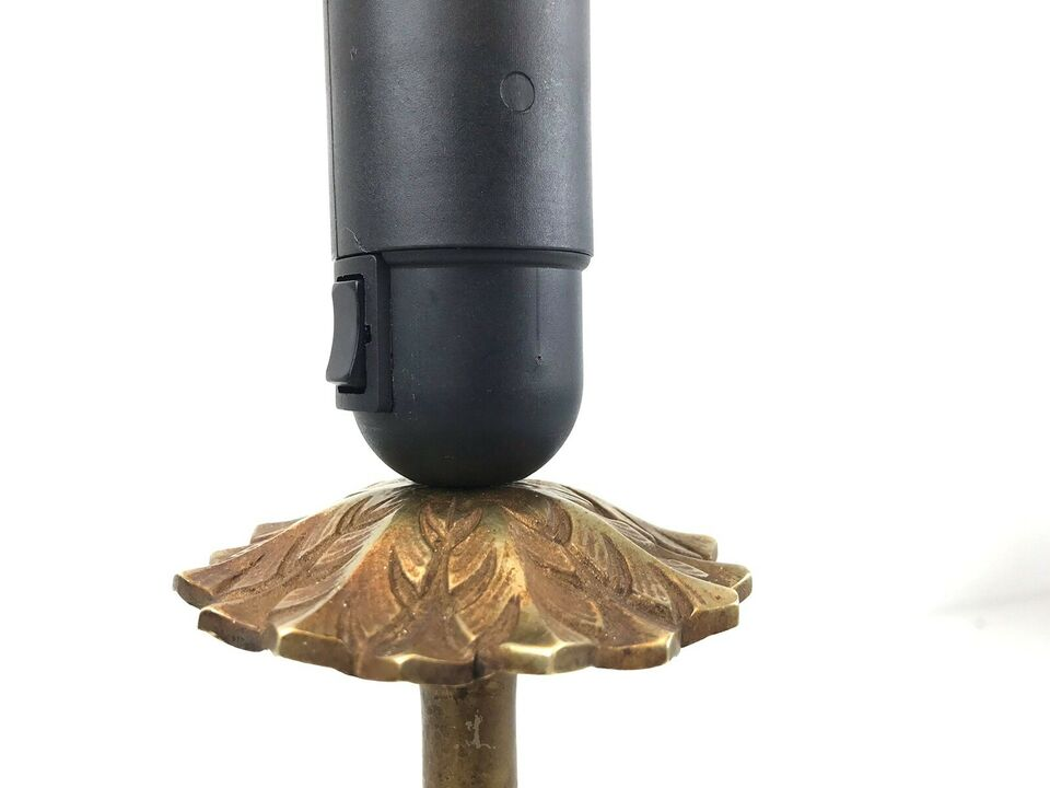 Anden arkitekt, Art deco / Messing, bordlampe