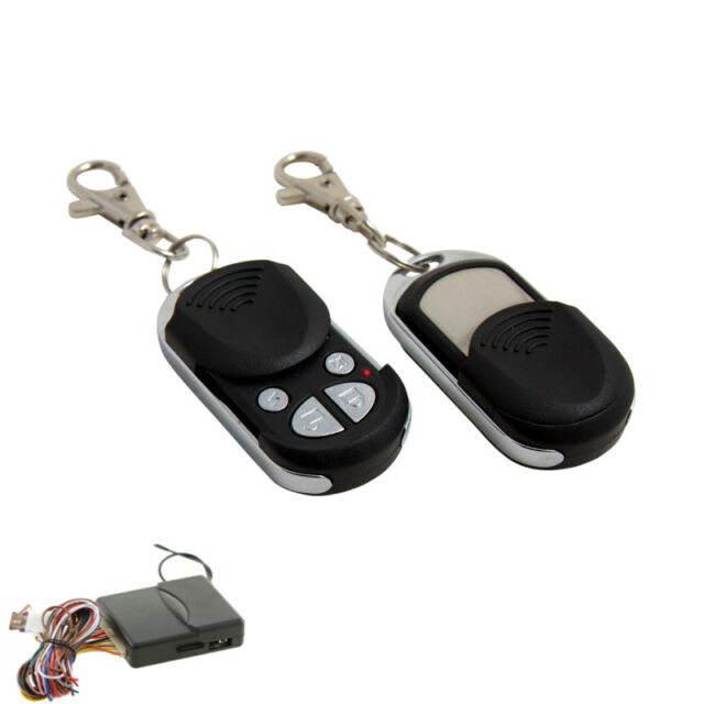 IP626 Chrom Funkfernbedienung für VW POLO 9N mit Blinker