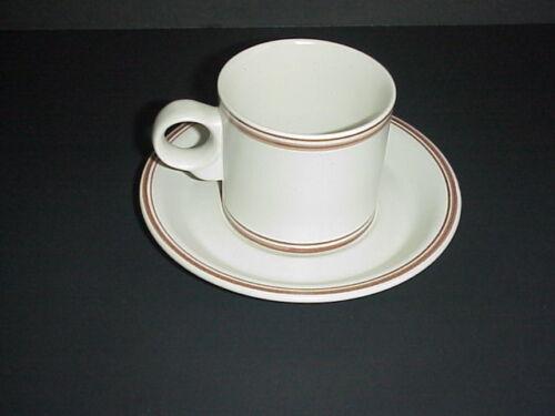 Haeng Nam Stoneware Country Cupboard Coffee Tea Cup /& Saucer Korea