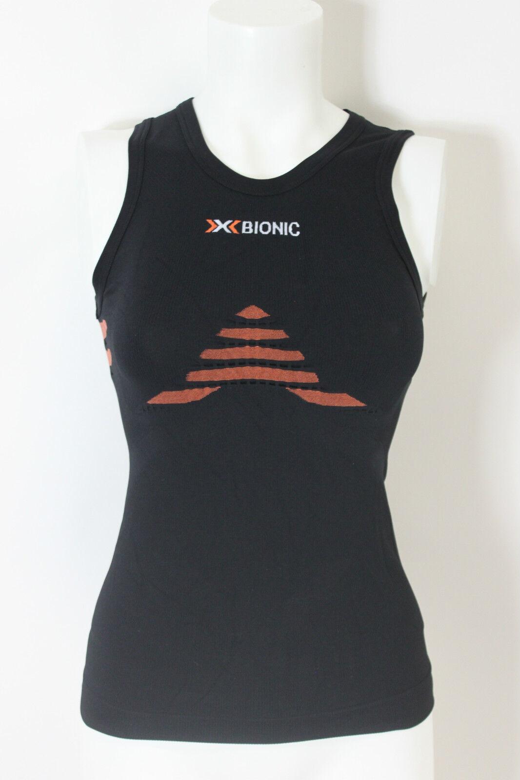 X-Bionic Energizer Summerlight BT 2.1 Unterhemd ärmellos Damen Uvp 59,95 Eur