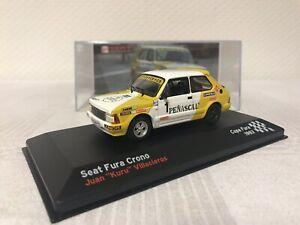 Seat-Fura-Crono-1-43-Rallye-copa-fu-regalo-coche-modelo-modelcar-scale-juguetes