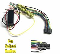 Car Stereo Radio Replacement Wire Harness Plug For Select Alpine Dvd Nav Radios