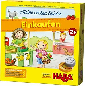 HABA-302781-Meine-ersten-Spiele-Einkaufen-NEU-OVP