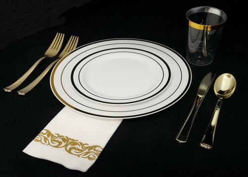 300 Plastic Spoons Special Event and Party Disposable Silverware for Wedding
