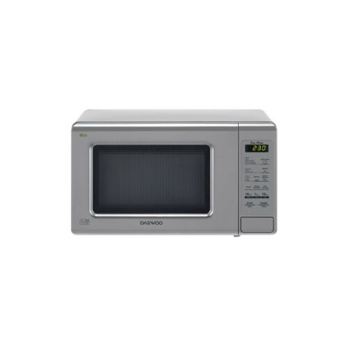 DAEWOO KOR 6 M 1 rdslr 20L forno a microonde digitale con duoplate-Argento KOR 6 M 1 rdslr