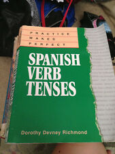 Practice Makes Perfect Spanish Pronouns and Prepositions by Dorothy Richmond...