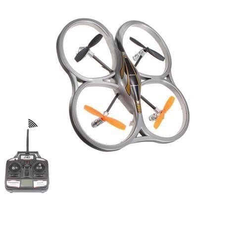 2.4GHz Remote Control 4-Channel UFO Aircraft  Helicopter  prezzo più economico