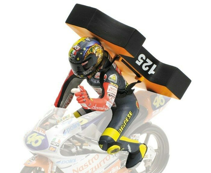 Figurine V.Rossi Champion du monde GP 1250 BRNO 1997 1 12 312970246 Minichamps