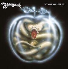 Whitesnake - Come An Get It [New CD] Bonus Tracks, Rmst
