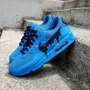 blue air max 90