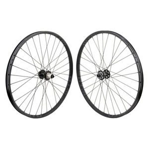 WTB ST Light I29 29er MTB Black Wheelset Tubeless QR or Thru Axle 15x100 12x142