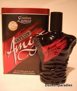 Catsuit Amigo 100 ml CREATION LAMIS Deluxe Limition Edition für Herren - Erftstadt, Deutschland - Catsuit Amigo 100 ml CREATION LAMIS Deluxe Limition Edition für Herren - Erftstadt, Deutschland