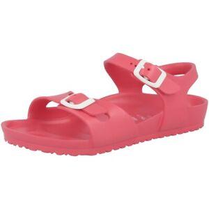 Details zu Birkenstock Rio Kids EVA Schuhe Kinder Sandalen Sandaletten Weite schmal 1013102