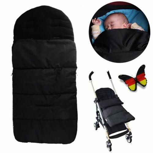 Winterfußsack Winter Warm Fußsack für Babyschale Buggy Kinderwagen Kinderfußsack