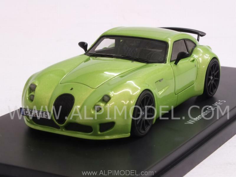 Wiesmann GT MF5 vert Metallic PRO-R Series 1 43 SCHUCO 450888400