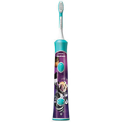 NEW Philips Sonicare HX6321/05 Rechargeable Electric Toothbrush for Kids Ice Age