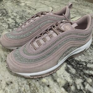Details about Nike Air Max 97 Particle Rose PINK GLITTER 3M AT0071 600 Women Size 12 Mens 10.5