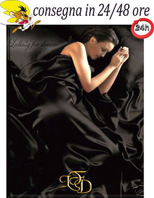Möbel & Wohnen Unparteiisch BlÄtter Schwarz Queensize Satin Noir Bettbezug Rabatte Verkauf Bettwäschegarnituren