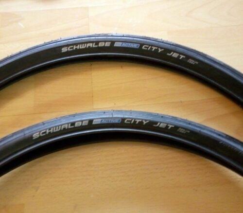 K-Guard- Free P/&P Commute City Urban Black 26x1.5 Schwalbe City Jet Tyre