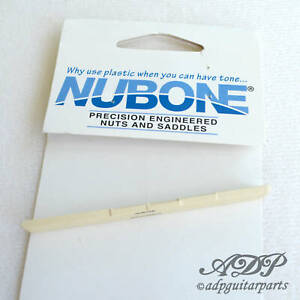 Sillet-entaille-NuBone-Classical-Slotted-Nut-2-034-10-Pack-LC-6220-10