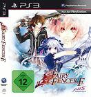 Fairy Fencer F (Sony PlayStation 3, 2014, DVD-Box)