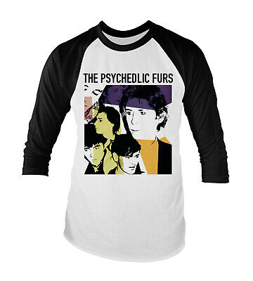 THE PSYCHEDELIC FURS new T-SHIRT sizes S M L XL XXL colours black white